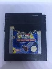 POKEMON TRADING CARD GAME Gameboy Color Acceptable