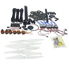 RC Drone 6-axis Aircraft Kit HMF S550 Frame 6M GPS APM 2.8 NoTX Battery F08618-R