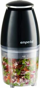 Emperial Mini Chopper Food Processor Electric Vegetable Cutter Dicer