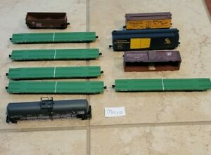 Micro-Trains N Scale Lot