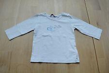 MEXX Baby Junge Shirt Langarmshirt Gr. 68 62 babymexx weiß neuwertig