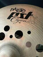 "Paiste PSTX Cajon Cymbal 16"""