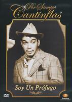SOY UN PROFUGO (POR SIEMPRE CANTINFLAS 1946) New DVD