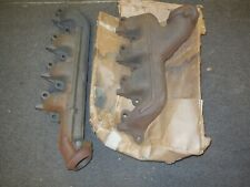 NOS 1970 Mustang 1970 1971 Ford Torino 351C 4V 4 Barrel Exhaust Manifolds Pair