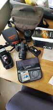 Pentax K K-5 16.3MP CMOS appareil photo reflex numérique. Metz Flash, Hoya Filtres Plus Plus