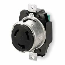 Hubbell HBL3769 Locking Receptacle
