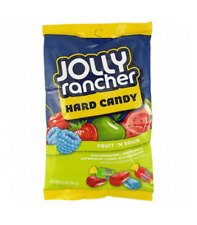 Jolly Rancher Fruit N Sour Hard Candy American Sweets USA Imported 184g bag
