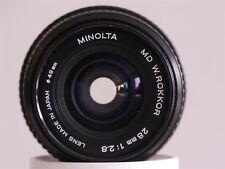 Minolta MD W. Rokkor 1:2,8/28 mm