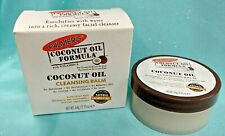 Palmer's COCONUT OIL CLEANSING BALM Face Cleanser Makeup Impurity Remover 2.25oz