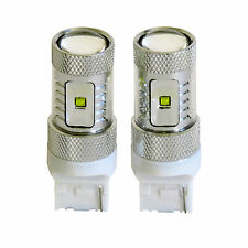 Ultra Bright Hi Power White LED T20 7440 CANBUS Reverse Globe