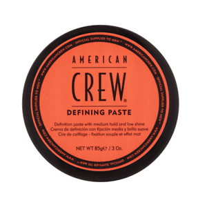 American Crew Defining Paste Medium Hold Low Shine Texture 85g/30z