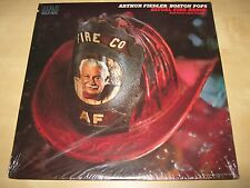 ARTHUR FIEDLER BOSTON POPS Ritual Fire Dance SEALED NEW SS LP 1981 RCA AGL1-4138