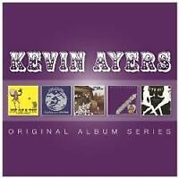 Kevin Ayers - Original Album Series (NEW 5CD)