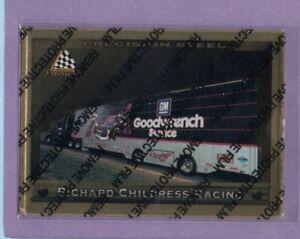 1996 Pinnacle Precision Steel Dale Earnhardt#12 Gold (BV = $60)