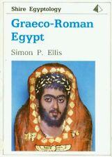 Greek Roman Egypt Papyri Glass Industry 1st Hand Accounts Village-City Life Work