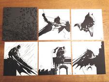 Jock Batman Letterpress Print DC Comic Book Art Mondo Though Bubble Dark Knight