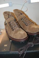 NU FRYE Mens George Norwegian Hiker Ankle Bootie Fawn 11 D US $458 waterproof
