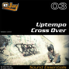 🥇 eJay Uptempo Cross Over Sound Essential, samples loops, HQ WAV, Audio, DAW.