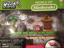 The World Of Nintendo Micro Land Zelda Outset Island Deluxe Pack