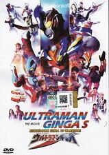 Ultraman Ginga S Movie Showdown! The 10 Ultra Warriors! _ English Sub DVD (2015)