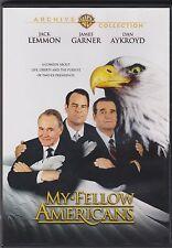 MY FELLOW AMERICANS JAMES GARNER JACK LEMMON WARNER ARCHIVE REGION FREE DVD