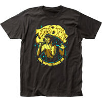 James Brown Soul Brother T Shirt Mens Licensed Rock N Roll Music Tee New Black