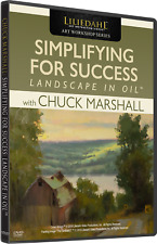 Chuck Marshall: Simplifying For Success - Art Instruction DVD