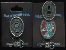 Halloween 2016 Haunted Mansion Lock and Key Constance Bride LE Disney Pin 118512