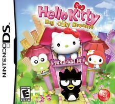 Hello Kitty: Big City Dreams - Nintendo DS Game Complete