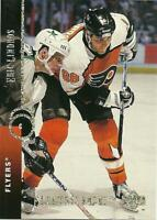 1994 - 1995 Upper Deck Electric Ice Eric Lindros #98 Philadelphia Flyers