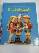 Libro/catalogo M.J. Hummel personaggi Dieter Struss Battenberg