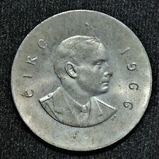1966 Ireland 10 Shillings