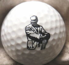 (1) GENE SARAZEN SIGNATURE LOGO GOLF BALL ( THE SQUIRE CIR 1997) #4