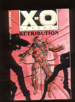 X-O Manowar Retribution TPB Valiant X-O Database 1 (1993) *CBX37