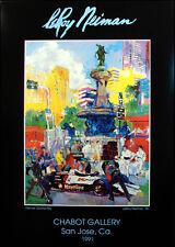 LeRoy Neiman Poster Denver Grand Prix '90 FINE ART GALLERY POSTER OBO