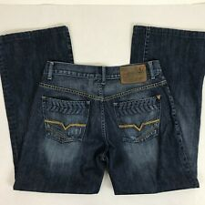 Guess Men's Cliff Relaxed Boot Cut Jean Size 31