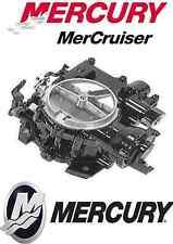 NEW OEM MerCruiser 4.3L LX 262 V-6 Carburetor 807764A 1