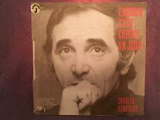 """Charles Aznavour - L'amour C'est Comme Un Jour / Isabelle 7""""/ 45 RPM"""