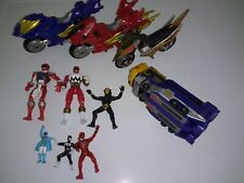 New listing Power Rangers Action Figure Lot