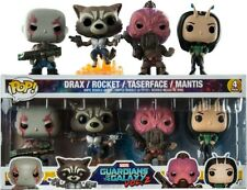 Pop! - Guardians of the Galaxy - Vol.2 - 4 Pack - Vinyl Bobble-Head - Funko