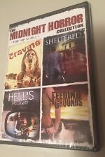 The Midnight Horror Collection: Road Trip to Hell (DVD, 2010)**New**