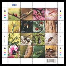 Malta 2005 - Insects Fauna - Sc 1201 MNH