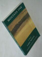 "VG++ Rare 1993 Milkweed Ed ""Montana 1948"" Larry Watson Sftcvr History NOVEL Mb"