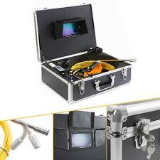 Camera d'inspection tuyau de canalisation endoscope avec clé USB y câble de 30m