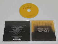 EDITORS/AN END HAS A START(KITCHENWARE KWCD37 886971070323) CD ALBUM