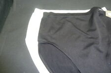 NOUVELLE SEAMLESS PANTIES 1 BLACK 1 WHITE.1 NUDE...3  BRIEF PANTIES LARGE