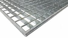 Floor Forge Walkway Steel Grating 500 x 1000 X 30 mm galvanized Masch 30x32 mm