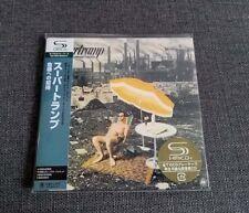Supertramp Crisis What Crisis JAPAN MINI LP CD SEALED