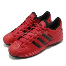 adidas Pro Model 2G Low Red Black Men Classic Basketball Shoes Sneakers FZ1392