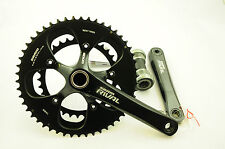 Sram rival 170mm chainwheel set double 50/34 dents 10 SPD 35% off rrp £ 199.99